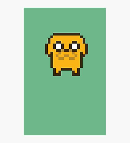 8-bit Jake Photographic Print