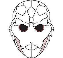 Thane (Black) - Mass Effect Photographic Print