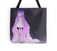 Purple Luminosity  Tote Bag