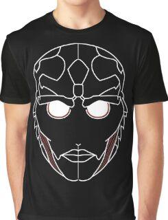 Thane (White) - Mass Effect Graphic T-Shirt