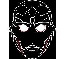 Thane (White) - Mass Effect Photographic Print