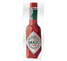 Hot sauce Poster