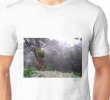 Misty Forest.  Unisex T-Shirt