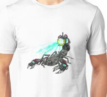 awesome laser scorpion Unisex T-Shirt