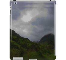 Early Morning In The Cajas Range Of The Andes iPad Case/Skin