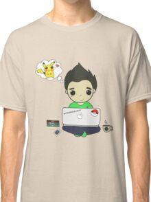 Pikachu Love Classic T-Shirt