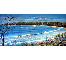 Ocean View, Australia  Photographic Print