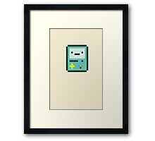 8-bit Beemo Framed Print