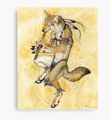Song Dog Canvas Print