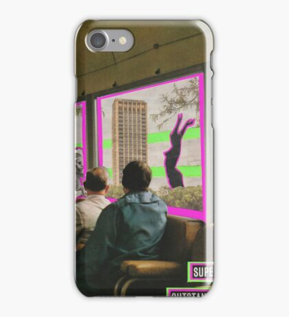 SUPERB FEATURES iPhone Case/Skin