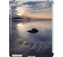 Worms Head rockpool iPad Case/Skin