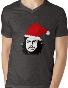 Che Guevara - Christmas Mens V-Neck T-Shirt
