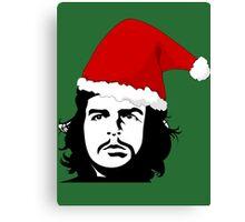 Che Guevara - Christmas Canvas Print