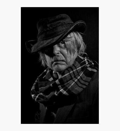 Senor Lava sus manos Photographic Print