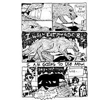 The Werewolf Photographic Print