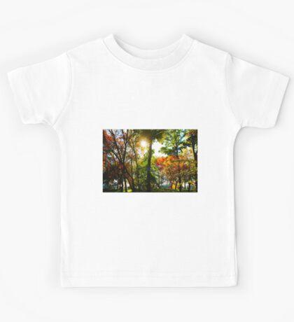 Fall landscape Kids Tee