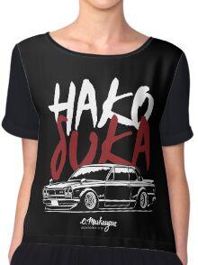 Hakosuka (Skyline KPGC10 GT-R) Chiffon Top