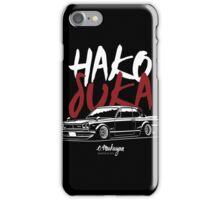 Hakosuka (Skyline KPGC10 GT-R) iPhone Case/Skin