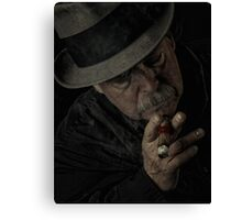 Tough Times Canvas Print