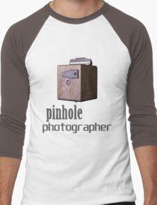 Pinhole photographer Men's Baseball ¾ T-Shirt
