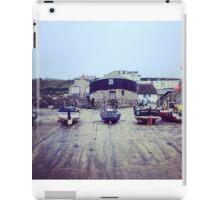 Sennen Harbour iPad Case/Skin