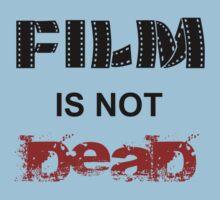 Film is not dead Baby Tee