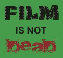 Film is not dead One Piece - Short Sleeve