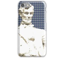 Lincoln Memorial - Dark Blue iPhone Case/Skin