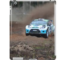 Ford Focus Rally iPad Case/Skin