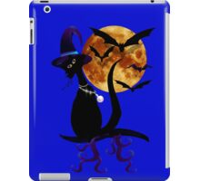 Bewitching Black Kitty iPad Case/Skin
