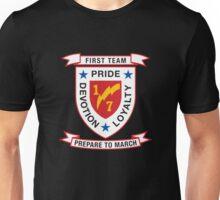 1st Battalion 7th Unisex T-Shirt