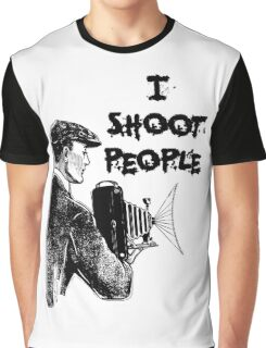 Vintage photographer Graphic T-Shirt