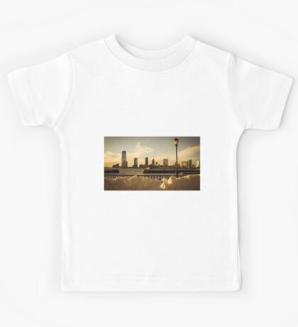 Winter in Manhattan Kids Tee
