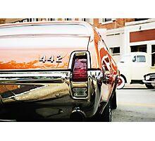 Olsmobile 442 - TRA0098 Photographic Print
