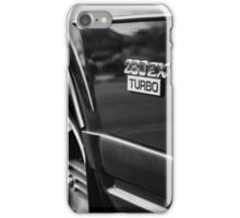 280ZX Turbo - TRA0112 iPhone Case/Skin