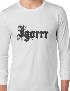 Igorrr - Breakcore Long Sleeve T-Shirt
