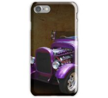 1929 Hotrod iPhone Case/Skin
