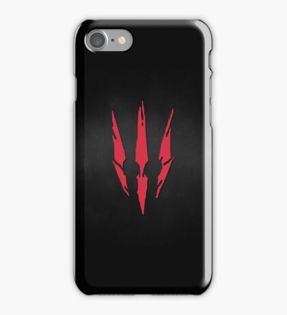 The Witcher 3 logo phone Case iPhone Case/Skin