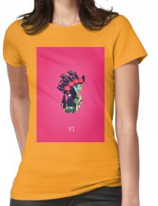 Minimalist Vi | League of legends Womens Fitted T-Shirt