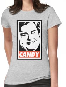 John Candy Womens Fitted T-Shirt