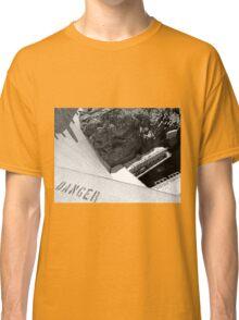 Dam Danger Classic T-Shirt