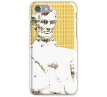 Lincoln Memorial - Yellow iPhone Case/Skin