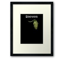 Brewer Framed Print