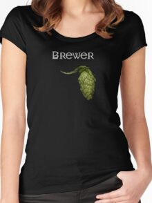 Brewer Women's Fitted Scoop T-Shirt