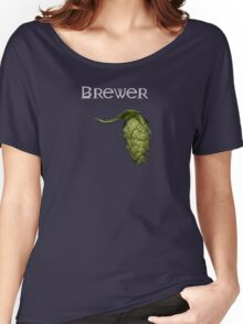 Brewer Women's Relaxed Fit T-Shirt