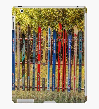 Snow Fence iPad Case/Skin