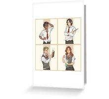 Marauders + Lily Greeting Card