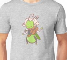 Grasshopper playing violin Unisex T-Shirt