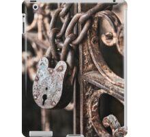 Keyless iPad Case/Skin