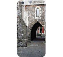 "+"" A Flint Archway to where ?"" iPhone Case/Skin"